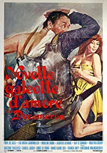 Novelle galeotte d'amore Antonio Margheriti