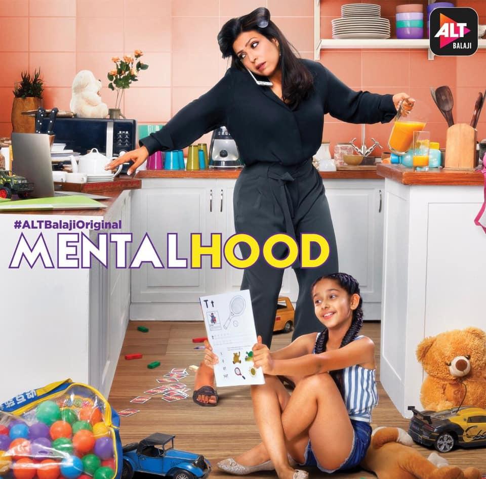 Mentalhood (2020-)