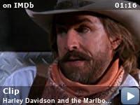 Imdb harley davidson and the marlboro man