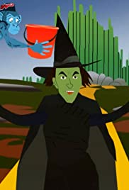 The Wicked Witch Takes the Ice Bucket Challenge Poster