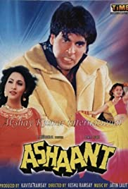 Ashaant (1993) Poster - Movie Forum, Cast, Reviews