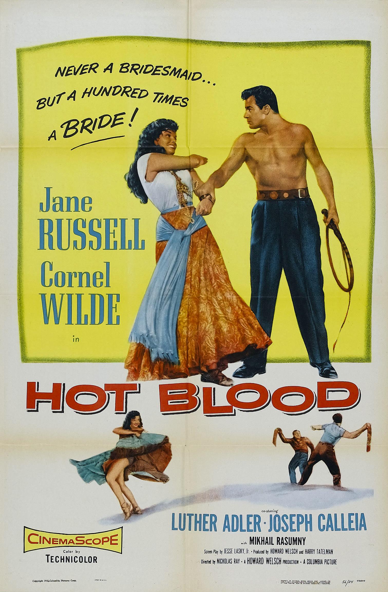 Hot Blood (1956) - IMDb