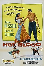 Hot Blood Poster - Movie Forum, Cast, Reviews