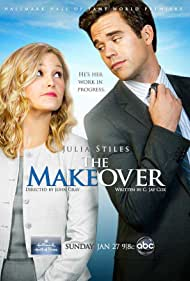 Julia Stiles and David Walton in The Makeover (2013)