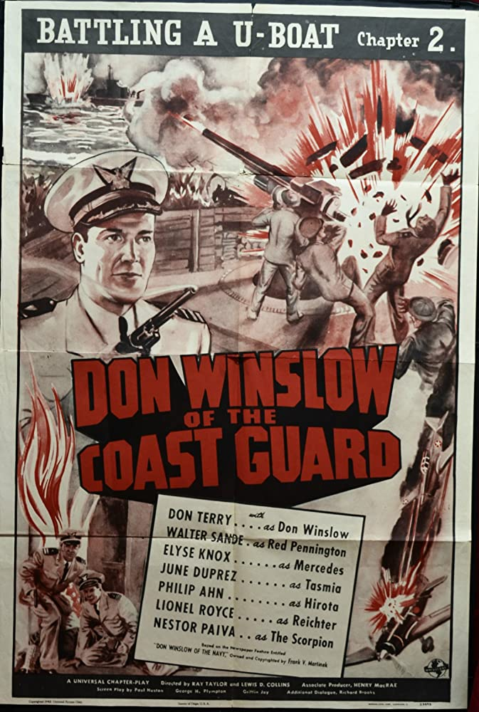 Don Terry in Don Winslow of the Coast Guard (1943)