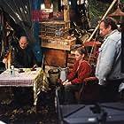 Martje Ceulemans, Danny Deprez, and Julien Schoenaerts in De bal (1999)