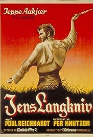 Jens Langkniv Poster