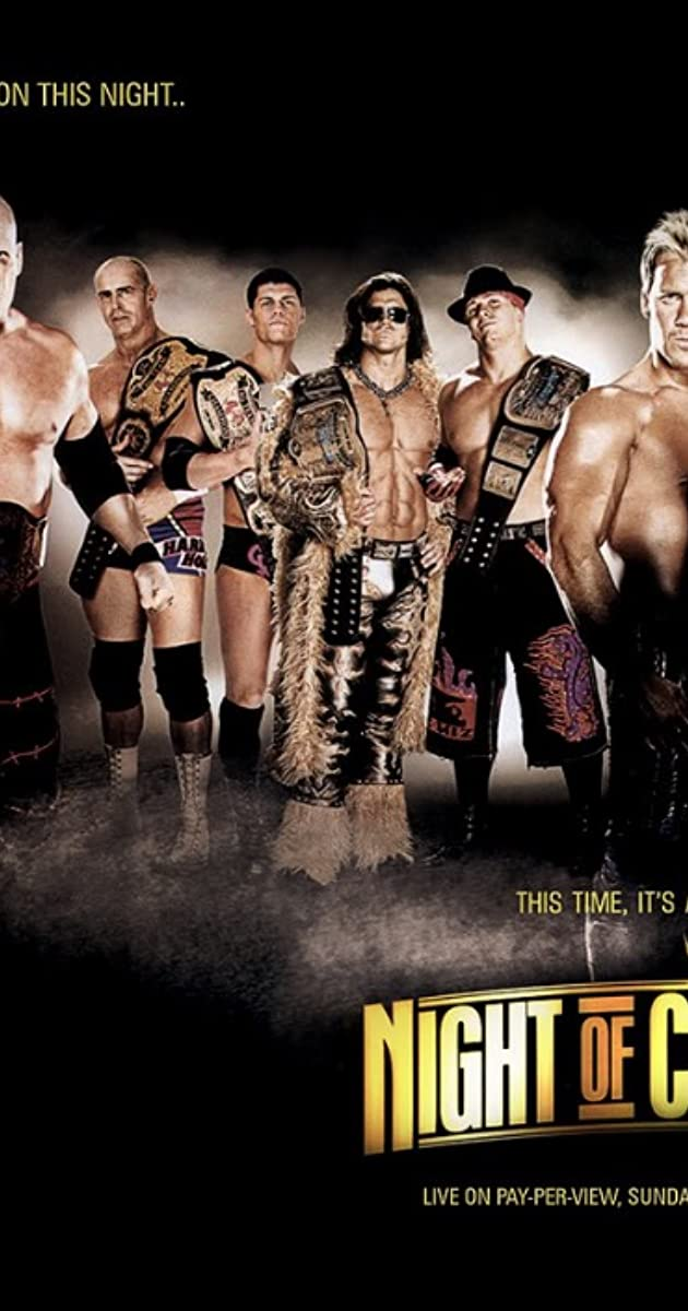 Wwe Night Of Champions 2008 Imdb
