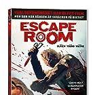 Swedish poster for Escape Room
