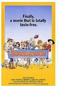 Pandemonium (1982) Poster - Movie Forum, Cast, Reviews