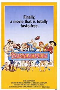 Best movie to download Pandemonium [flv]