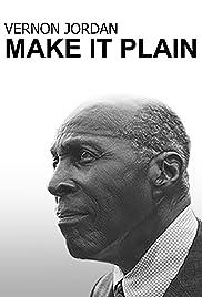 Vernon Jordan: Make It Plain Poster