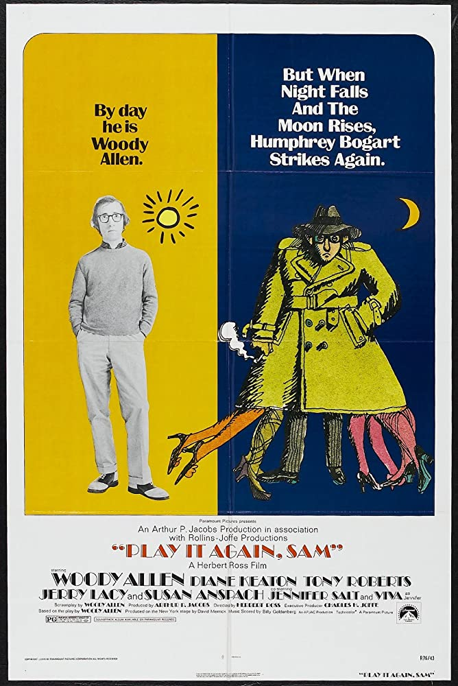 Woody Allen in Play It Again, Sam (1972)