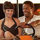 Jennifer Decker and Ray Fearon in Lulu und Jimi (2009)