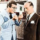 Dimitris Papamichael and Nikos Stavridis in O exypnakias (1966)