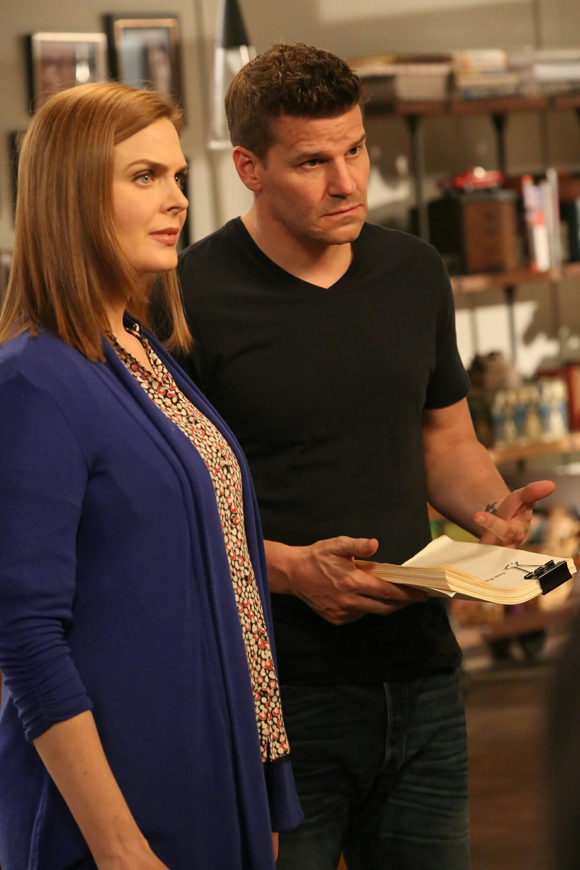 Bones The Psychic In The Soup Tv Episode 2015 Imdb