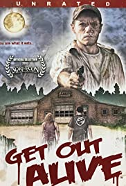 Get Out Alive Poster