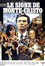 Paul Barge, Anny Duperey, and Claude Jade in Sous le signe de Monte-Cristo (1968)