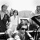 Monica Bleibtreu, Herbert Fux, Rüdiger Kirschstein, and Manfred Krug in Auf Achse (1980)