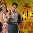 Salman Khan and Shilpa Shetty Kundra in Auzaar (1997)