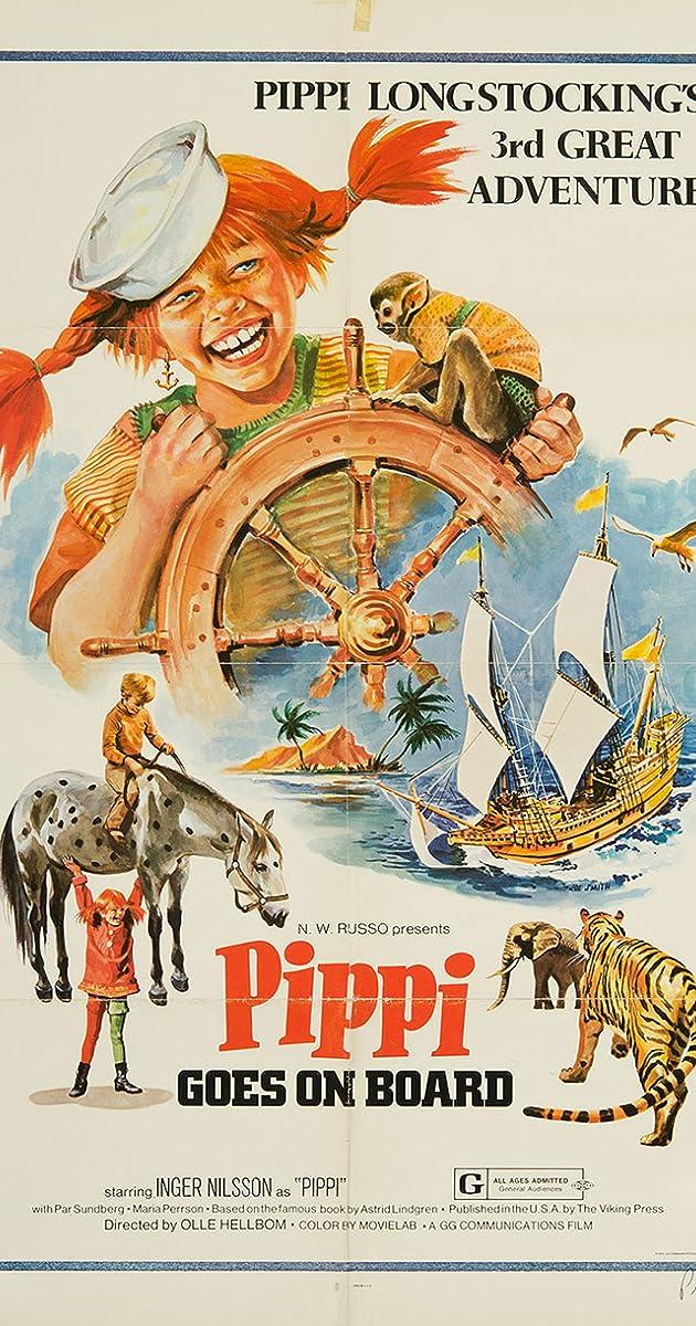 Pippi Langstrumpf 1969 Stream