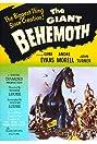 The Giant Behemoth (1959) Poster