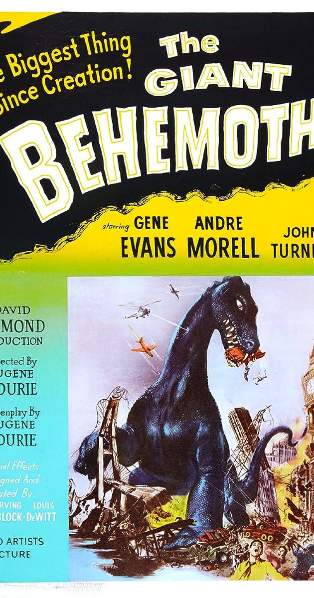 Subtitle of The Giant Behemoth