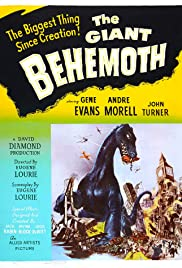 The Giant Behemoth (1959) Behemoth the Sea Monster 720p