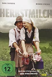 Herbstmilch Poster
