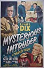 Mysterious Intruder (1946) Poster
