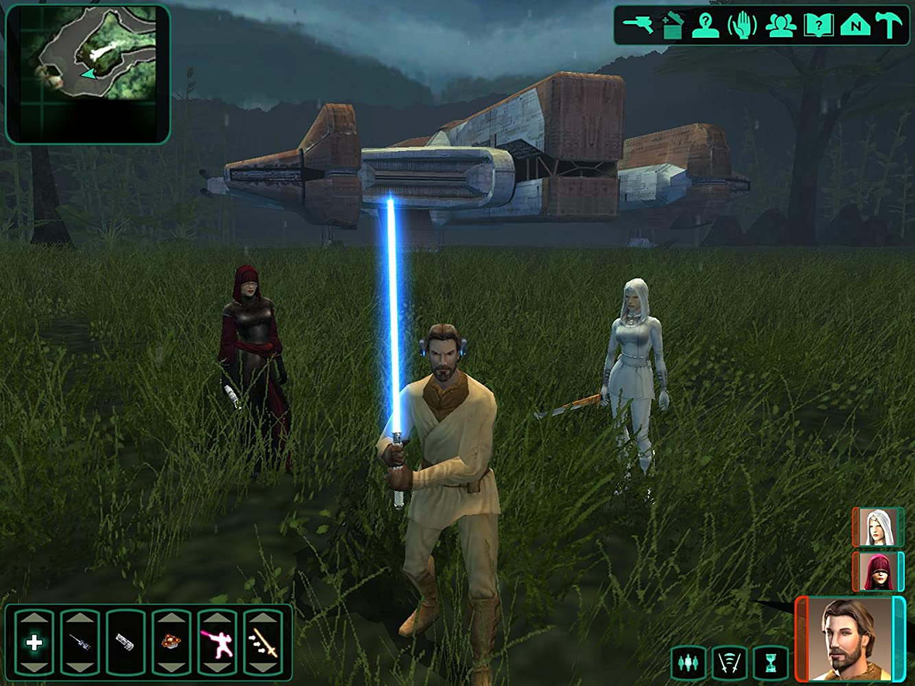 Star Wars Knights Of The Old Republic Ii The Sith Lords 2004