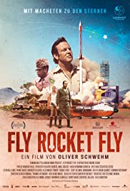 Fly Rocket Fly Poster