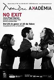No Exit Poster