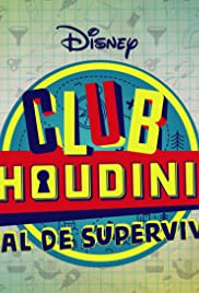 Manual de supervivencia del Club Houdini Poster