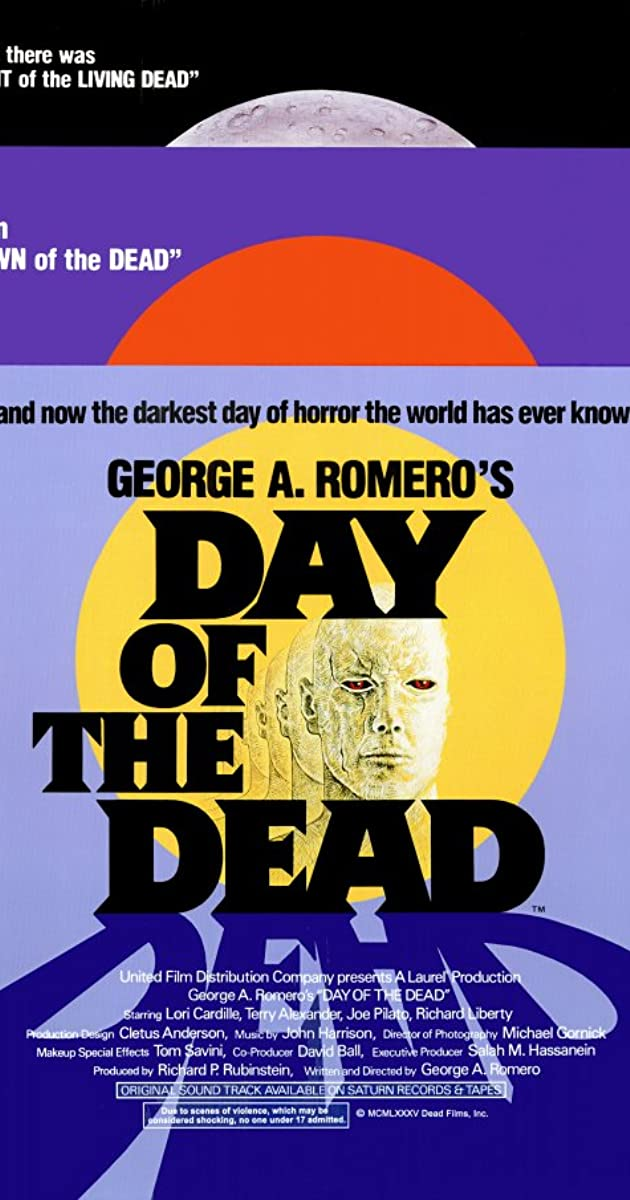 Day Of The Dead 1985 Imdb