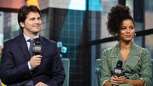 "BUILD: Alisha & Jason Had to Master Acting with Nothing on ""Raising Dion"""