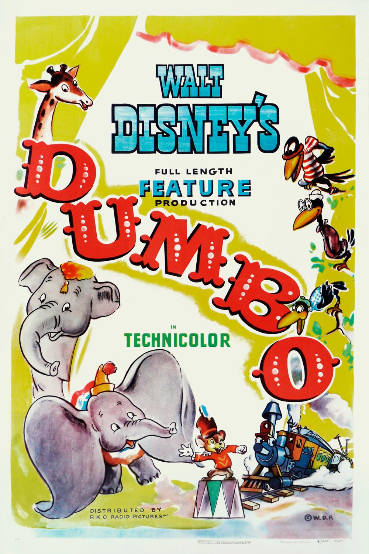 Dumbo [Dub] – IMDB 7.3