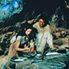 Marcia Christie and David Mendenhall in The Secret of the Ice Cave (1989)