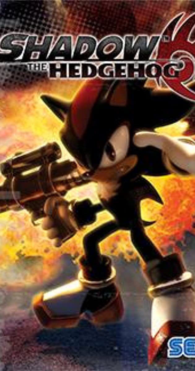 Shadow The Hedgehog Video Game 2005 Imdb
