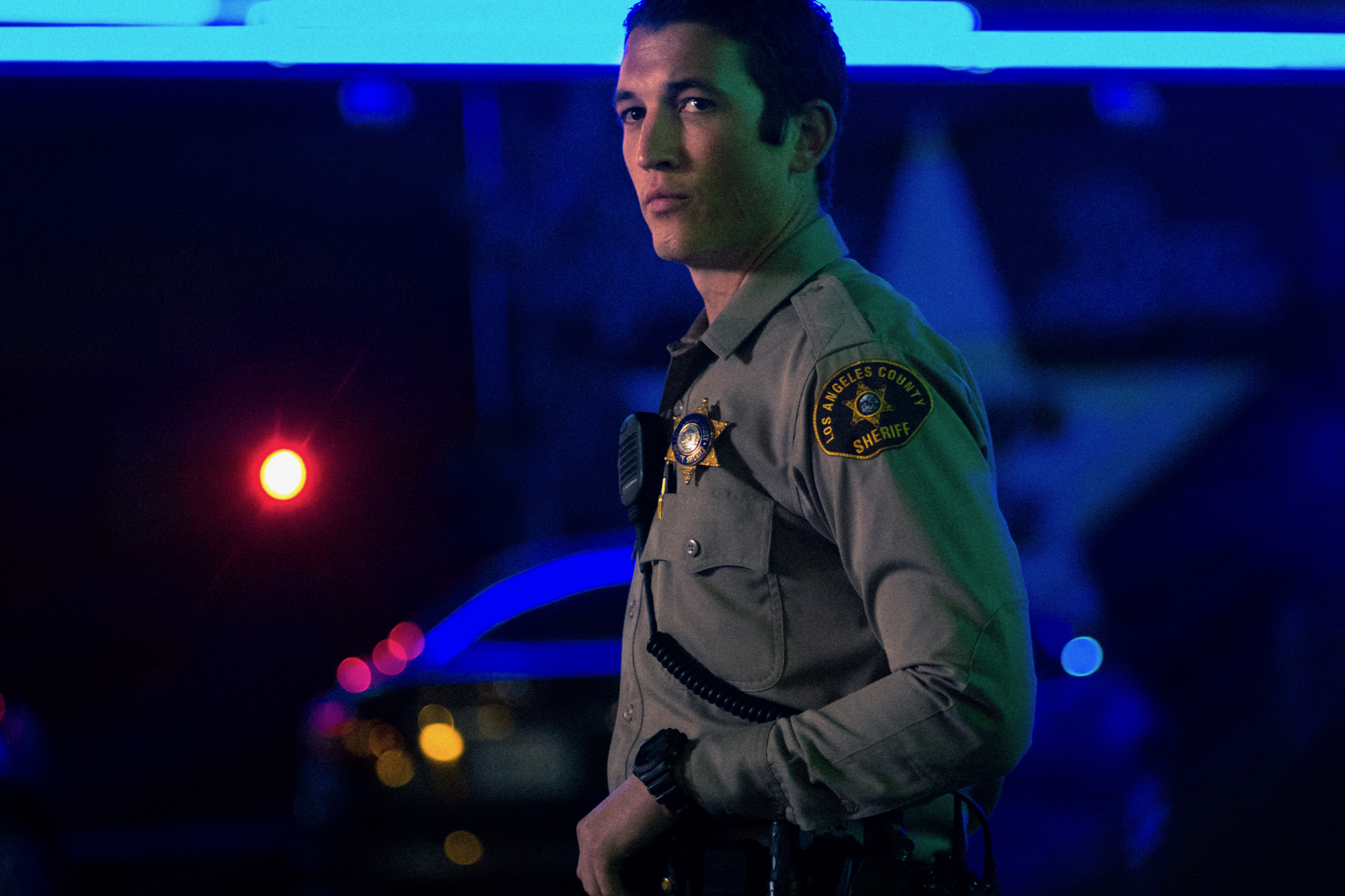 Miles Teller in Too Old to Die Young (2019)