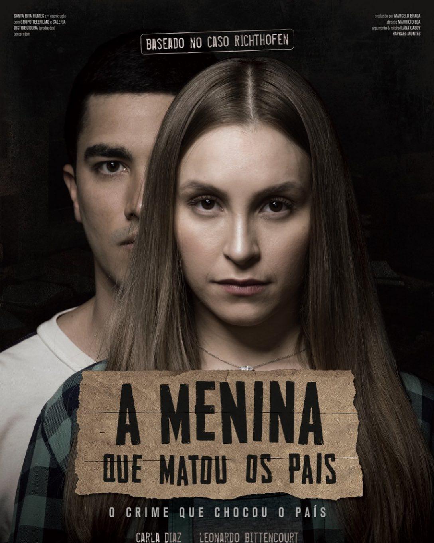 Phim Cô Gái Đã Giết Cha Mẹ Của Mình - The Girl Who Killed Her Parents (A Menina que Matou os Pais) (2021)