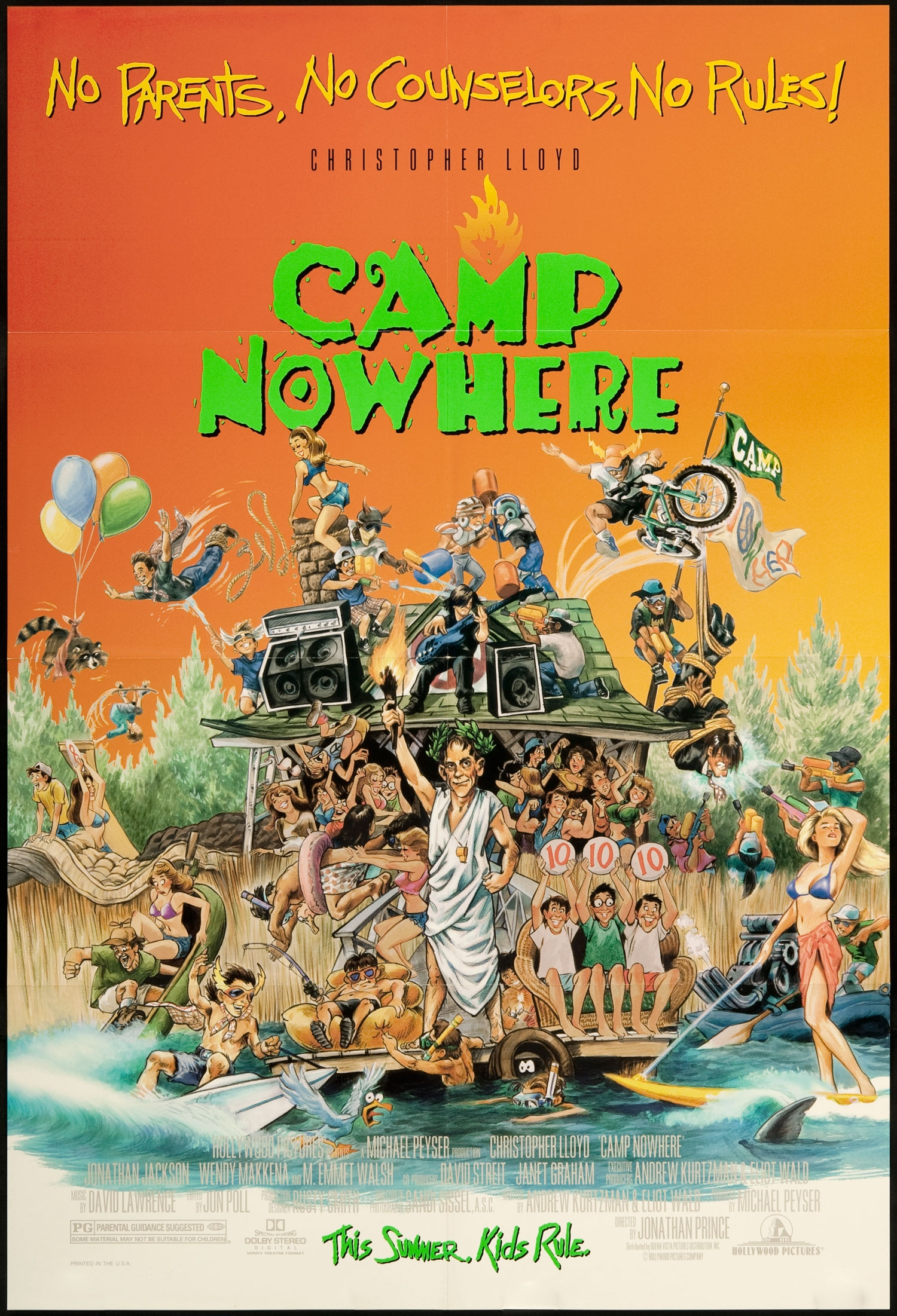 Camp Nowhere 1994 Imdb