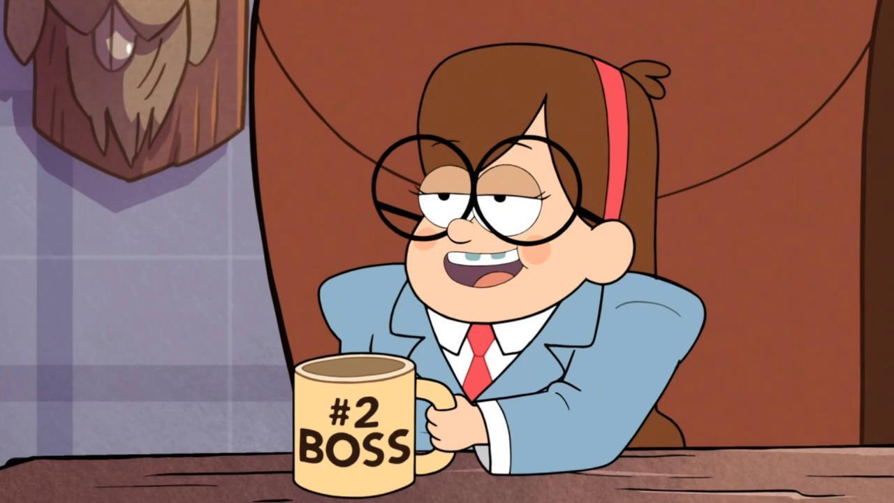 Gravity Falls 1×13 – Jefe Mabel