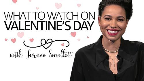Jurnee Smollett's Valentine's Day Watchlist