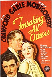 Forsaking All Others Poster