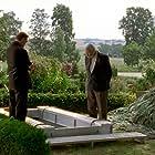 Peter Gantzler and Jesper Klein in Til højre ved den gule hund (2003)