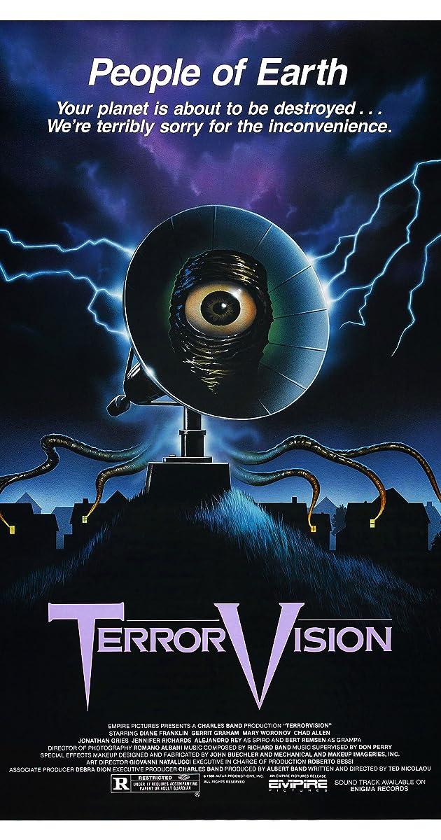 Subtitle of TerrorVision
