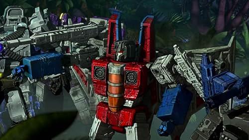 Transformers: War For Cybertron: Kingdom (Latin America Market Trailer 1)