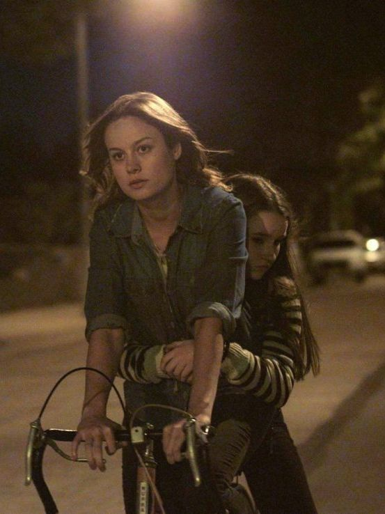 Brie Larson and Kaitlyn Dever in Short Term 12 (2013)