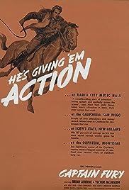 Captain Fury(1939) Poster - Movie Forum, Cast, Reviews